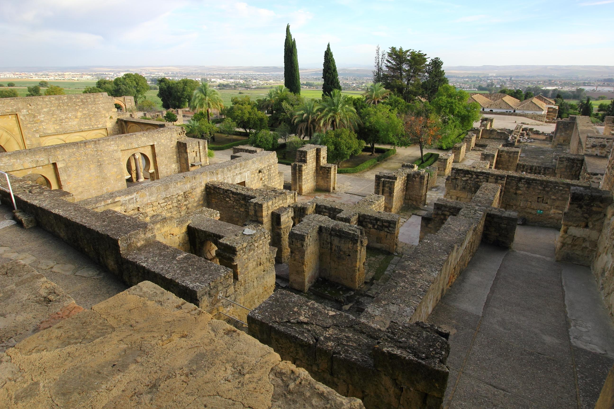 Private Half Day Tour Of Medina Azahara From Cordoba